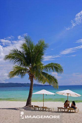 亚洲,菲律宾,长滩岛,