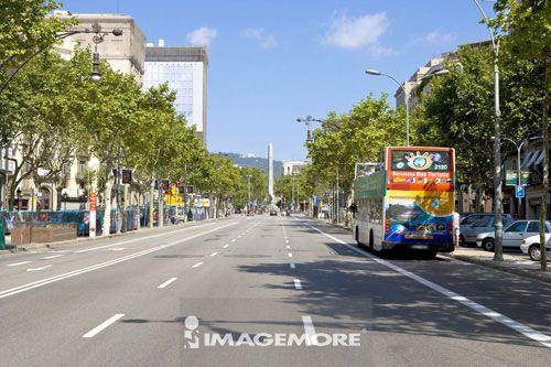 西班牙, 巴塞罗那 , 街景