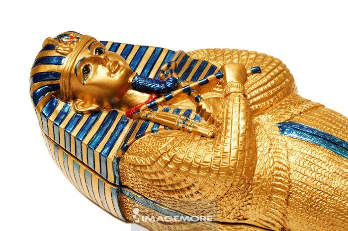 幼儿园手工埃及头饰