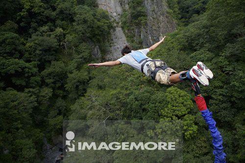 极限运动,高空弹跳