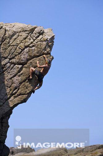攀岩,极限运动