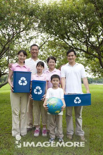 环保,三代同堂,家庭