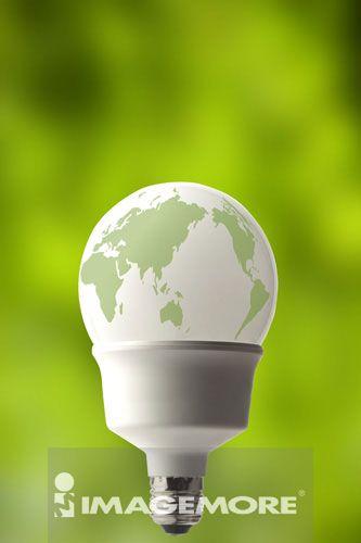 环保,电灯泡