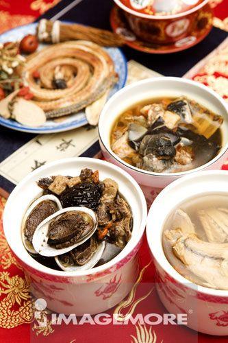 鳖汤,甲鱼汤,蛇汤,九孔汤,蛇干,中药,