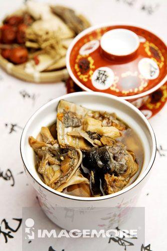鳖汤,甲鱼汤,中药,