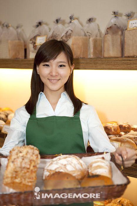 职业,面包师傅
