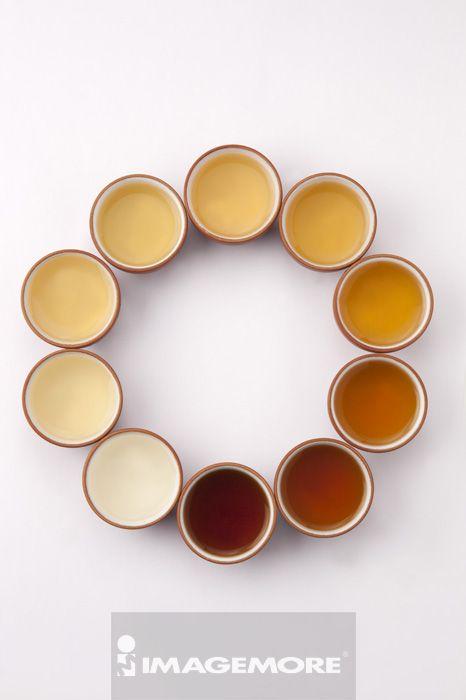 茶,中国茶