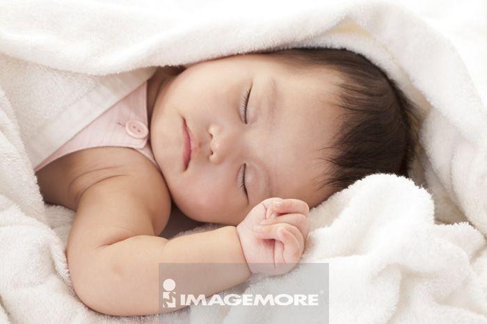 睡觉,婴儿