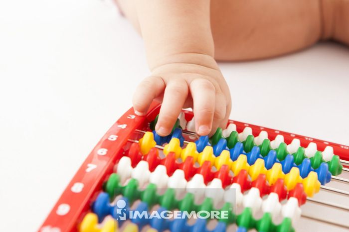 碰触,算盘,婴儿