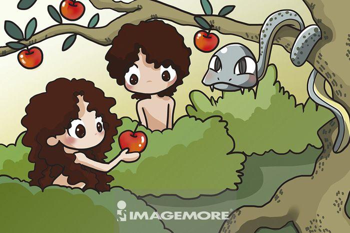 插画,童话,