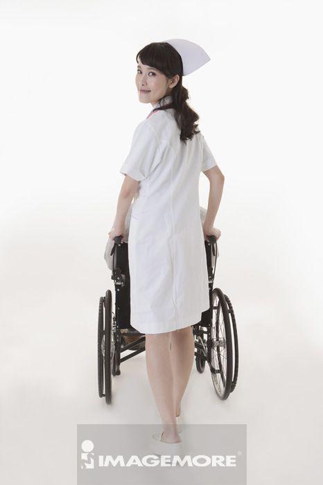 女护士,照顾