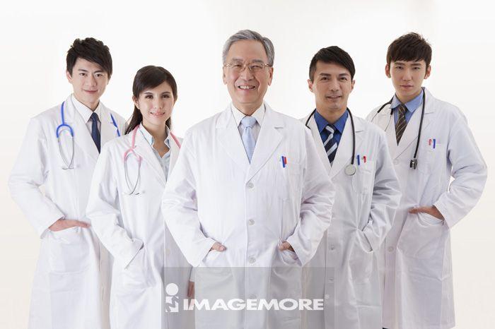 医疗人员,团队合作
