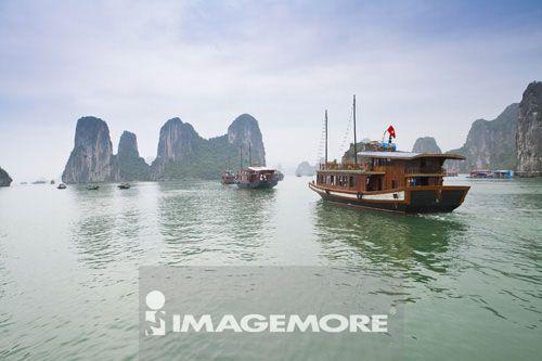 下龙湾,越南,世界自然遗产,