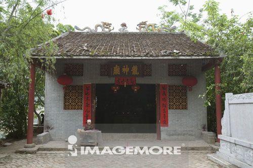 靖西,鹅泉,广西省,中国,