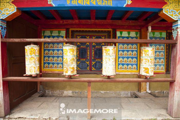 香格里拉,云南省,中国,亚洲,藏族文化,