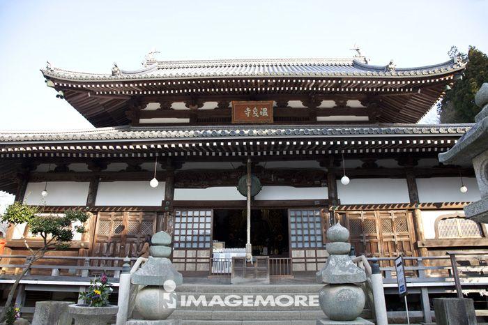 温泉寺,庙宇,有马温泉,神户市,兵库县,日本,亚洲