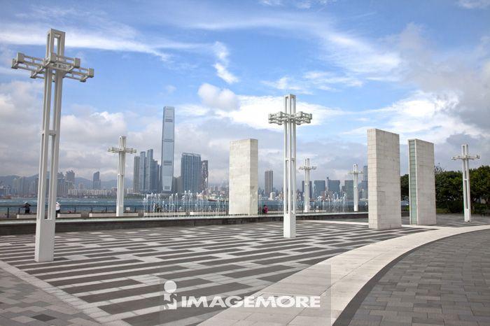 亚洲,香港,香港岛,西营盘,中山纪念公园,