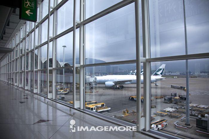 亚洲,香港,新界,赤鱲角,交通,飞机,飞机场,