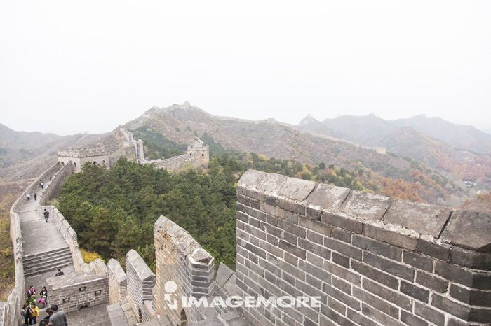 北京.万里长城 (si)创意