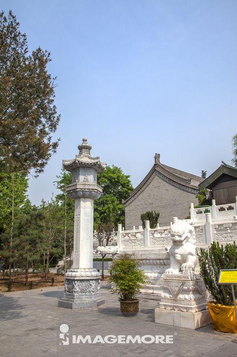 大慈恩寺,西安,陕西省,中国,亚洲,