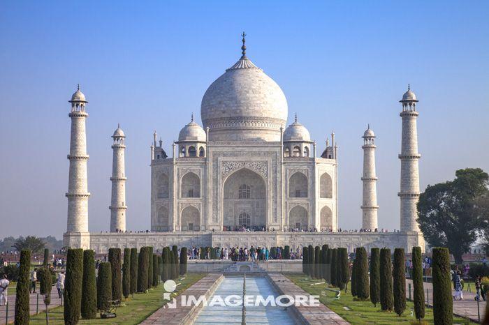 泰姬马哈陵,阿格拉,印度,亚洲,建筑,