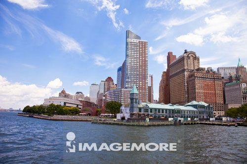 摩天楼,曼哈顿,纽约市,纽约州,美国,北美洲,