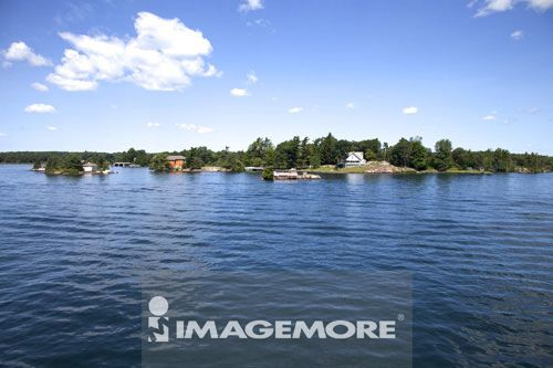 千岛湖,纽约州,美国,北美洲