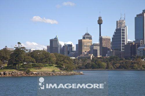 雪梨塔,海湾,悉尼,澳大利亚