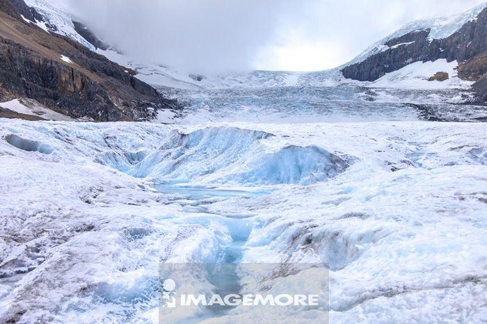 不列颠哥伦比亚,加拿大,北美洲,冰河,