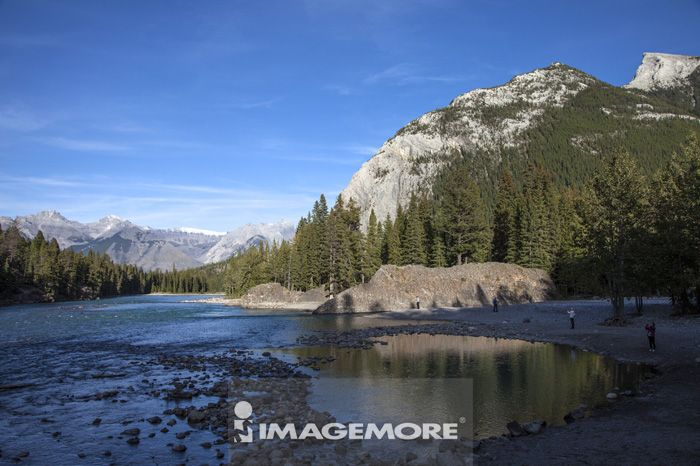 加拿大,北美洲,落基山脉,班夫公园,公园,