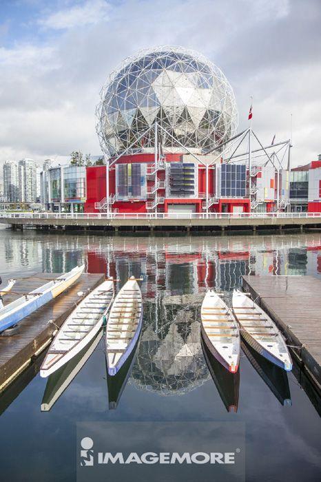 温哥华,加拿大,北美洲,科学世界,博物馆,
