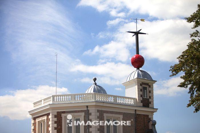 格林威治皇家天文台,伦敦,英国,欧洲,