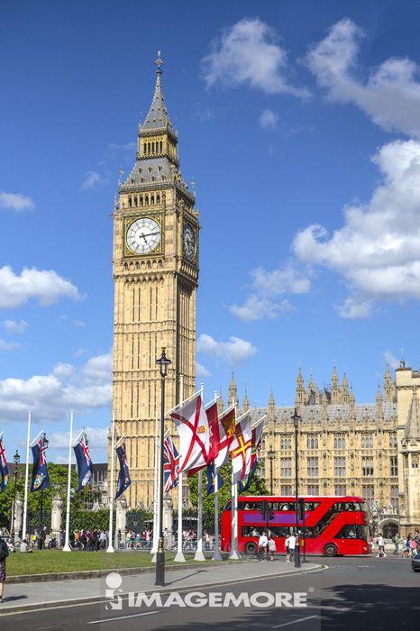 大棚钟,西敏宫,伦敦,英国,欧洲,