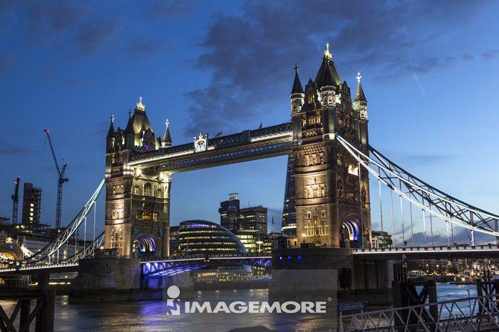 伦敦塔桥,伦敦,英国,欧洲,