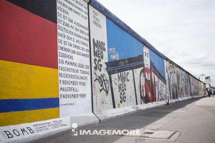 柏林围墙,柏林,德国,欧洲,
