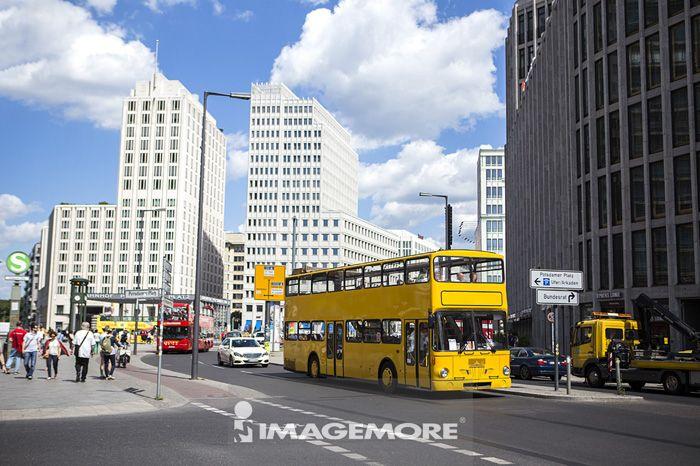 波茨坦广场,柏林,德国,欧洲,