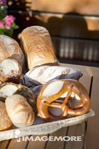 面包,蝴蝶饼