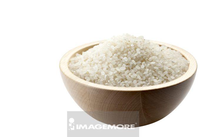 古风作图素材稻米