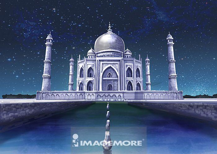 印度,泰姬马哈陵,印度文化,