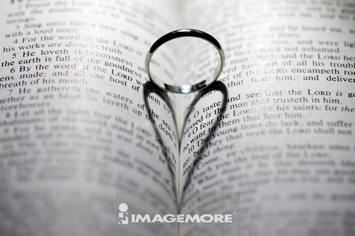 心型,影子,戒指