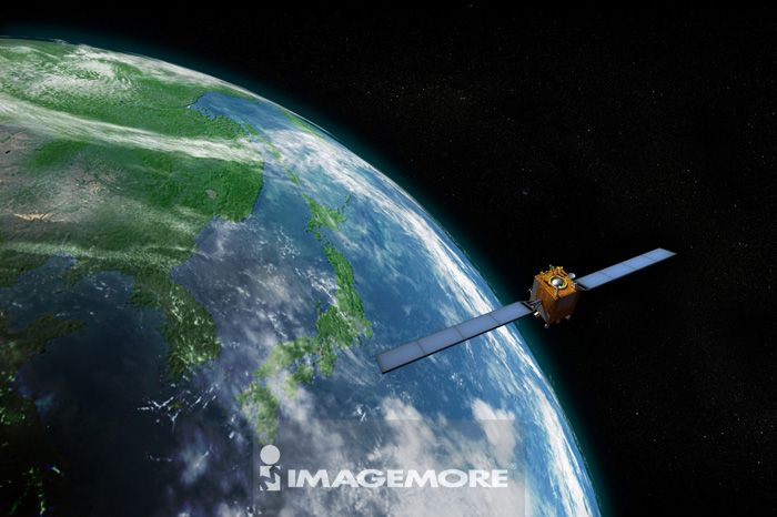 地球,卫星