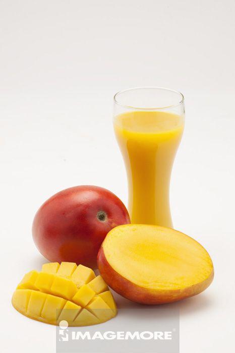 芒果,水果,
