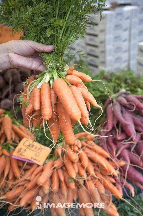 蔬菜,红萝卜,