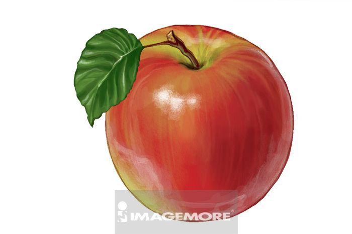 水果,苹果,