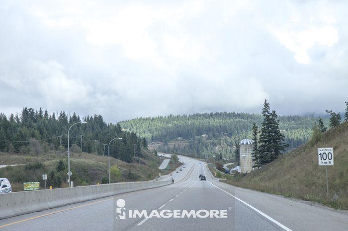 加拿大,北美洲,道路,