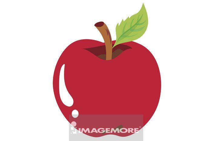 苹果,红苹果,