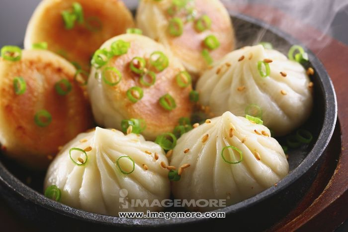 Dim Sum dumplings,