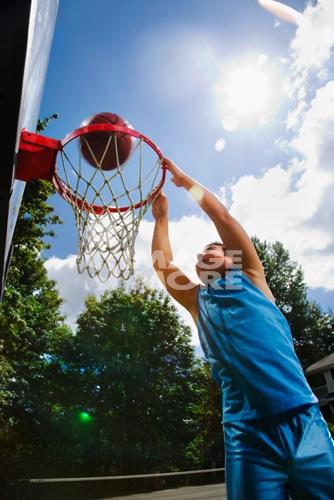 asianboynation_asian boy playing basketball