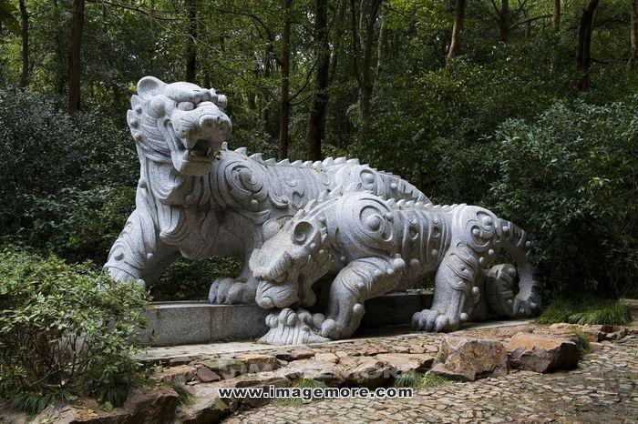 浙江省,杭州,西湖,虎跑泉,