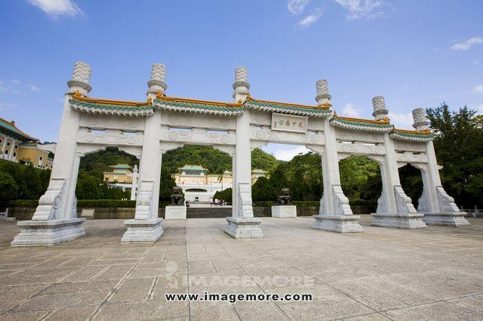 故宫博物院,台北,
